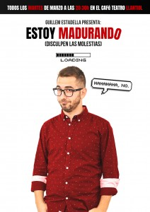 Espectáculo ESTOY MADURANDO