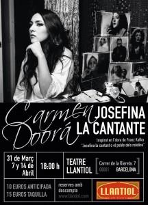 Espectáculo JOSEFINA LA CANTANTE
