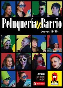 Espectáculo PELUQUERÍA DE BARRIO