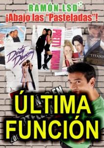 Espectáculo ¡ABAJO LAS PASTELADAS! - ÚLTIMA FUNCIÓN 18 Febrero