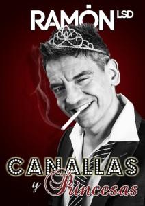 Espectáculo CANALLAS Y PRINCESAS