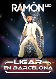 Espectáculo LIGAR EN BARCELONA