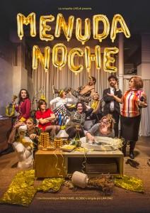 Espectáculo MENUDA NOCHE